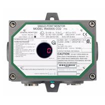 General Monitors IR4000S single-point gasmonitor