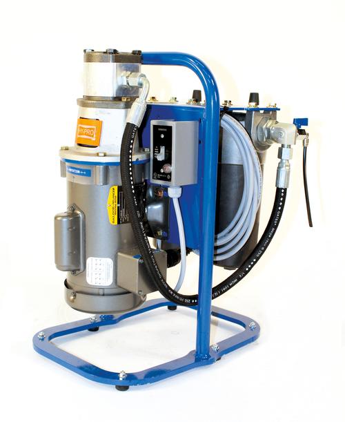 Filtratie unit Hypro CFU5 MF3 18 verhuur service