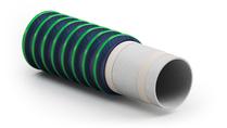 Spiraltech Nitrile is een breed inzetbare transportslang; voedingsmiddelen en dranken; Tudertechnica;