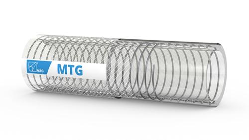 MTG Pharmadust zuigslang en persslang voor lucht gemengd met poeders; toegepast farmaceutische industrie en voedingsmiddelenindustrie